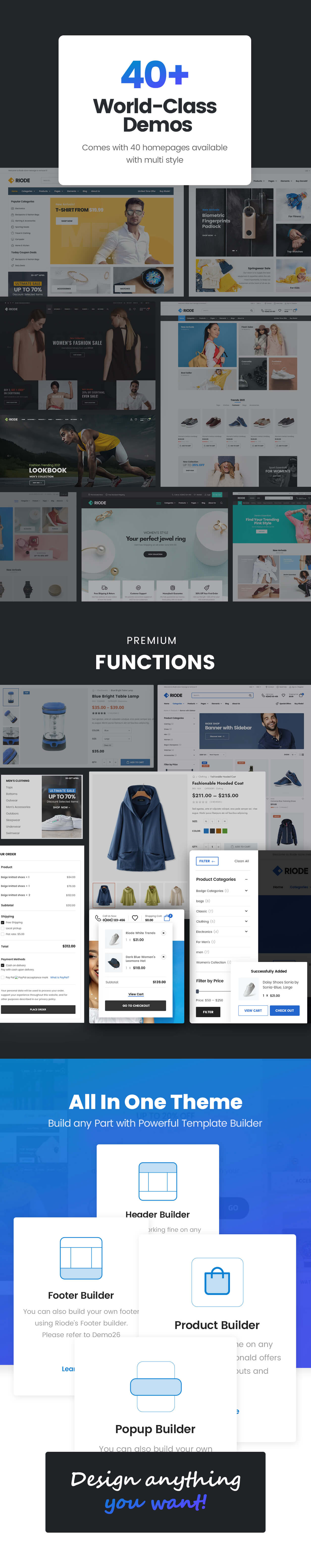 Riode | Multi-Purpose WooCommerce Theme - 3