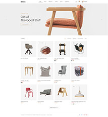 11 - furniture simple store