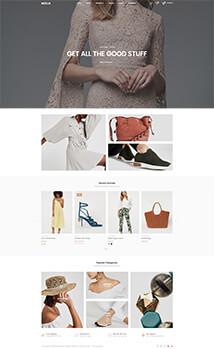 12 - fashion simple store